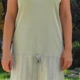 Etam. Летнее платье тонкий трикотаж.