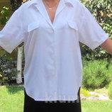 Классическая блуза из вискозы Rayon .