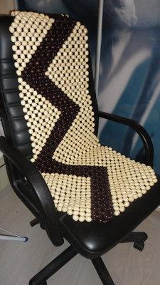массажер деревянный на стул