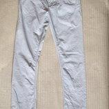Красивые женственные джинсы серо-голубого цвета Jasper Conran. 14 р.