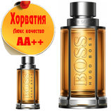 Hugo Boss The Scent Люкс качество Аа Хорватия Качественные копии