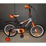 Азимут Стич 12-20 дюймов Azimut Stitch детский двухколесный велосипед