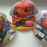 Бейсболки кепки с сеточкой Тачки 50-56 см