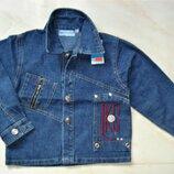 Куртка жакет пиджак джинсовый на мальчика