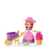 Распродажа - кукла София На прогулке сад, принцесса София и друзья от Disney