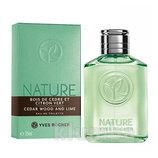 Распродажа - Туалетная вода Nature Кедр и зеленый лимон от Yves Roche ив роше