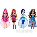 Распродажа - Мини-Кукла из м/ф Барби Рок-Принцесса от Mattel