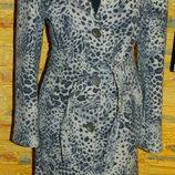 Пальто женское демисезонное р. 46-48 Demkar Иалия