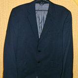 Пиджак мужской Next р. 48-50. Цвет чёрный
