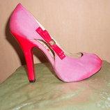 босоножки,туфли 37 размер, бренд Killah, Miss Sixty, Италия