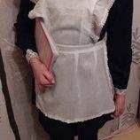 Школьная форма платье фартук