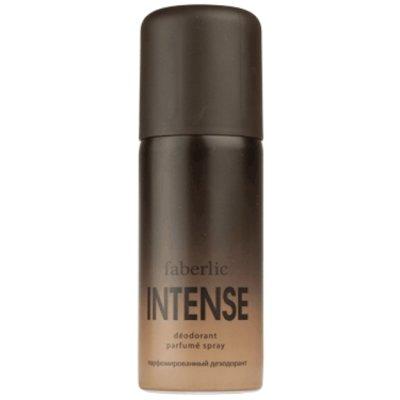 Intense Парфюмированный дезодорант-спрей для мужчин Faberlic