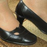 Туфли р.41 на широк. ногу фирма GORAL Польша