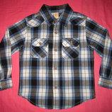 Стильная рубашка Frendz на 4-5 лет