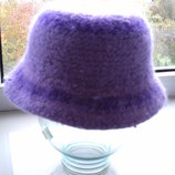 Шляпа жіноча тепла