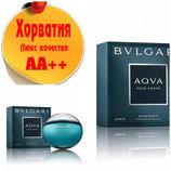 Bvlgari Aqua Pour Homme Люкс качество Аа Хорватия Качественные копии