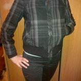 Куртка- бомбер Zara демисезонная 13-18 лет