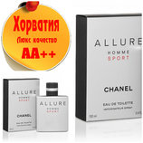 Chanel Allure Homme SportЛюкс качество Аа Хорватия Качественные копии