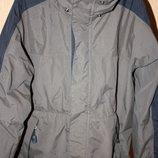 Куртка ветровка р 140 для мальчика H2O водонепроницаемая