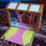 Домик Замок - сундук Playmobil