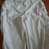 Белые лосины-штанишки