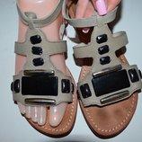 Кожаные сандали Mellow Yellow р. 37 по стельке 24 см