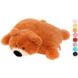 Плюшевая подушка Мишка 45-55 см