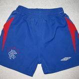 спортивные шорты Umbro на 3-5 лет, синие, мальчику