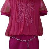 Платье нарядное для девочки Daga