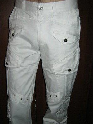 Белые мужские Новые Джинсы,чистый котон,Турция р-ры с 42 по 48, Отличное Качество продам