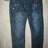 Мужские Новые джинсы, брюки р.29-32 посадка средняя .
