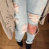 by koko4ka рвань дрань рваные джинсы