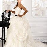 Свадебное платье Душа розы шёпот розы