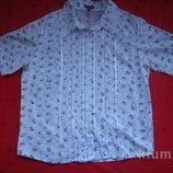 c.a.r.o Женская новая рубашка,Германия,р.48-52