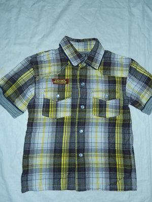 Rebel 3-4 года,104 см,стильная рубашечка на лето,состояние новой