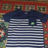 Продам футболку на мальчика CARTER S 18м