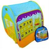 Палатка игровая домик 8030