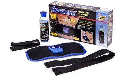 Пояс Для Похудения Миостимулятор Ab Gymnic с Большим Гелем