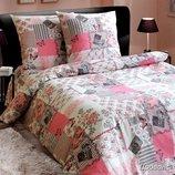 Купить ткань бязь для постельного в розницу, Бязь белорусская Прованс
