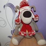 редкая мягкая игрушка Собака Буффи Boofle Англия оригинал