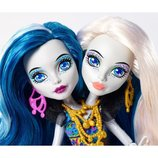 Кукла Monster High Peri & Pearl Serpentine Great Scarrier Reef Пери и Перл серпентин бльшой риф