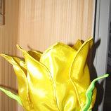 цветок шапочка тюльпан, нарцисс, подснежник -для карнавального костюма на утренник