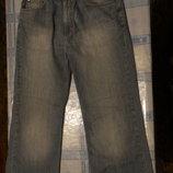 Летние мужские джинсы Crown W 29 L 34