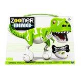 Интерактивная игрушка робот динозавр Zoomer Dino зеленый
