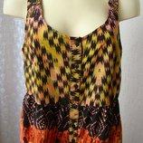 Платье летнее легкое модное George.р.50 6543а