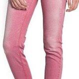 стильні рожеві джинси MNG нові бірки р36 та 38