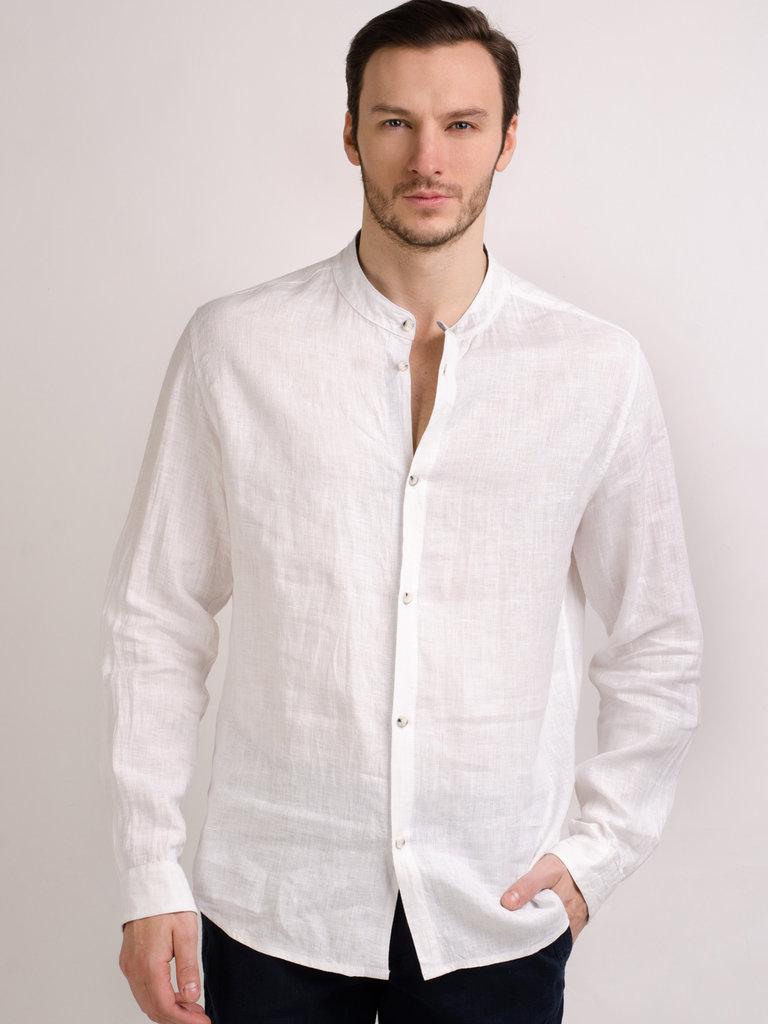 6c4c1a30112 Рубашка мужская из льна. Мужская льняная рубашка