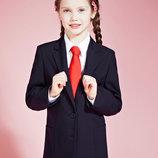 пиджак школьный для девочки 6 лет M&S Мспенсер Англия