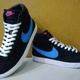 Кроссовки, замшевые, Nike Original 100%