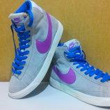 Кроссовки-Кеды, замшевые, Nike Original -сток